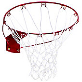 Sure Shot Home Court Ring and net