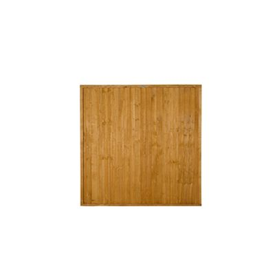 Closeboard Panel 6ft (1.83m high) - Pack of 5
