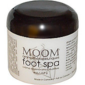 MOOM Aromatherapy Foot Spa Cream 4oz / 112g