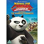 Kung Fu Panda: The Midnight Stranger DVD