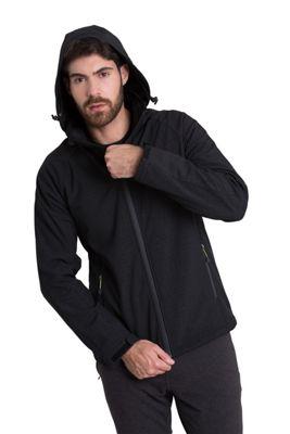 Zakti On The Go Printed Softshell Jacket ( Size: S )