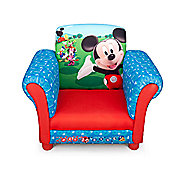 Disney Mickey Mouse Upholstered Childs Toddler Chair