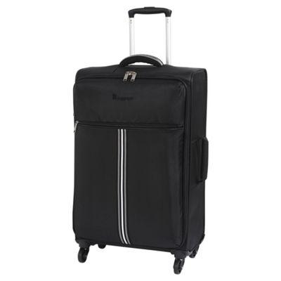 it luggage GT Lite Medium 4 wheel Black Suitcase