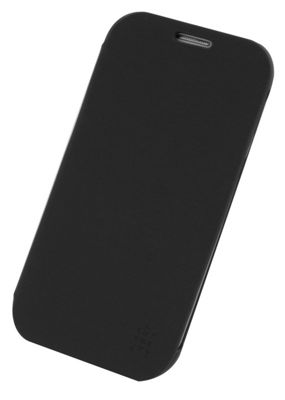 Tortoise™ Ultra Flip Cover Case Samsung Galaxy SIII Black