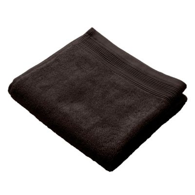 Homescapes Chestnut Luxury Hand Towel 500 GSM 100% Egyptian Cotton, 50 x 90 cm