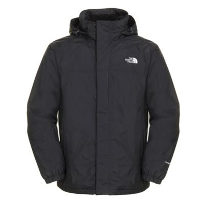 The North Face Mens Resolve Insulated Jacket Black 2XL