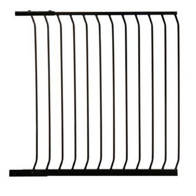 100cm Gate Extension BLACK - For Safety Gates F190B/F191B- F845B - Dreambaby