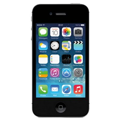 Buy Apple iPhone 4s 8GB Black from our iPhones range