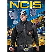 Ncis: The Thirteenth Season Dvd