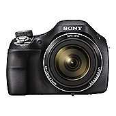 Sony Cyber-shot H400 (20.1MP) Digital Camera 63x Optical Zoom 3.0 inch LCD Screen (Black)