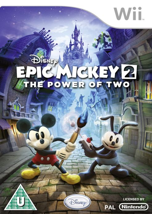 Epic Mickey 2 - The Power Of Two (Wii)