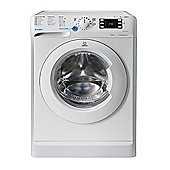 Indesit Innex Washing Machine, BWE 101684X W UK, 10kg, 1600rpm - White