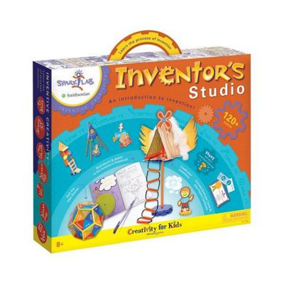 Creativity for Kids - Inventors Studio
