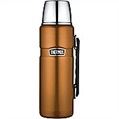 Thermos Stainless Steel King Flask, 1.2 Litres (Copper)