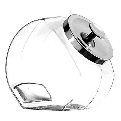 Anchor Hocking Glass Candy Sweets Storage Jar 1.9L