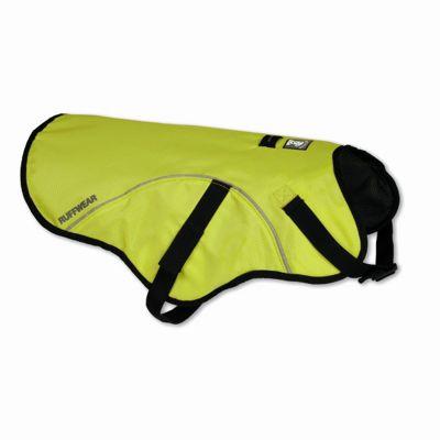 Ruff Wear Track Dog Jacket? in Fern Green - Medium (61cm - 81cm W)