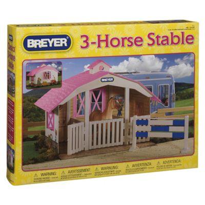 Breyer 3 Horse Stable