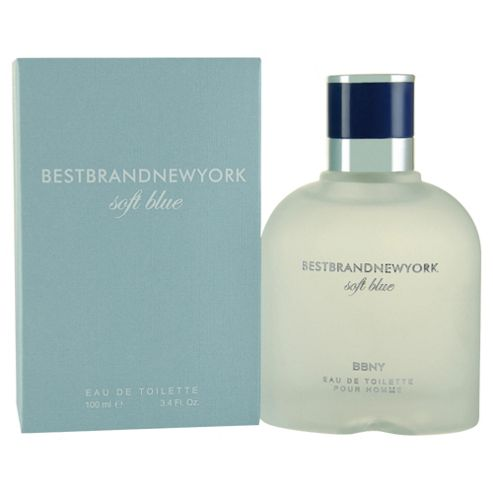 BBNY SOFT BLUE MAN 100ml