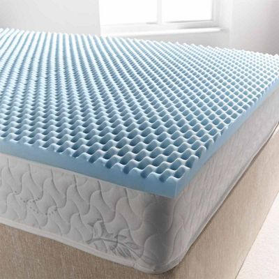 Ultimum coolblue egg mattress topper 350 - single 3ft0