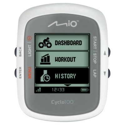 Navman Mio Cyclo 100 GPS Bicycle Computer