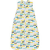 Grobag Zig Zag 2.5 Tog Sleeping Bag (0-6 Months)