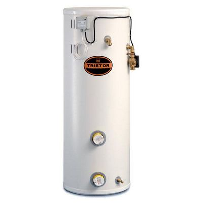 Telford Tristor VENTED SYSTEM COMBINATION Thermal Store Copper Cylinder Supplying Mains Pressure Hot Water 150 LITRES