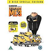 Despicable Me 3 Bonus Disc Exclusive