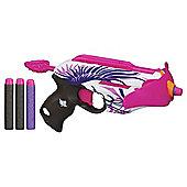 Nerf Gun Rebelle Pink Crush Blaster
