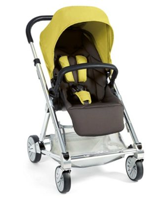 Mamas & Papas - Urbo Pushchair - Lime Jelly
