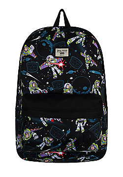 Vans Toy Story Buzz Lightyear Old Skool II Backpack, Black
