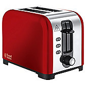 Russell Hobbs Maddison Red Toaster