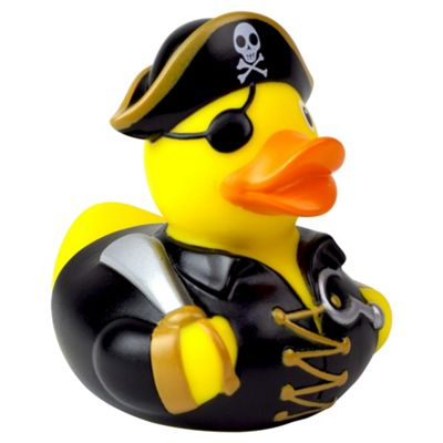 Lilalu Pirate Rubber Duck Bathtime Toy