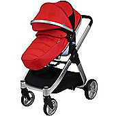 iSafe Marvel Pushchair (Red Pearl)