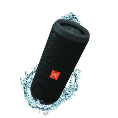 JBL Flip 4 Portable Waterproof Speaker Black
