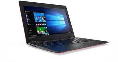 Lenovo 110S 11.6 Intel Celeron 2GB RAM 32GB Windows 10 Laptop Silver