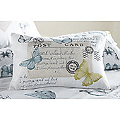 Dreams n Drapes Chantelle Gold Boudoir Cushion Cover- 28 x 38cm