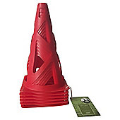 Sports Training Cones Set of 6