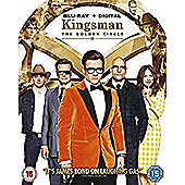 Kingsman 2: The Golden Circle BD+DD