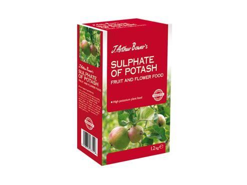Sinclair Sulphate Of Potash 1.2Kg Carton
