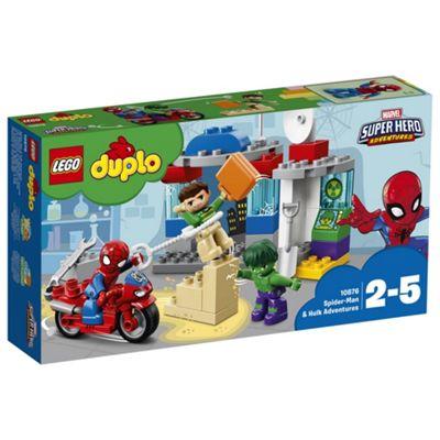 LEGO DUPLO Spider-Man & Hulk Adventures 10876