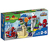 LEGO Duplo Spider-Man & Hulk Adventures 10876