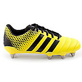adidas Regulate Kakari 3.0 SG Rugby Boots - Yellow - Yellow
