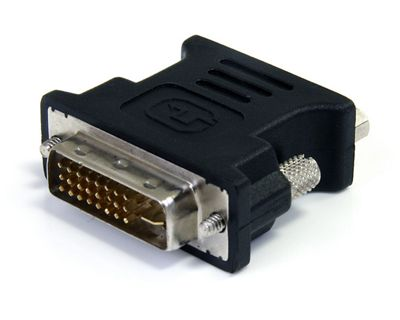 Startech Adaptor Dvi To Vga Cable Adapter Black