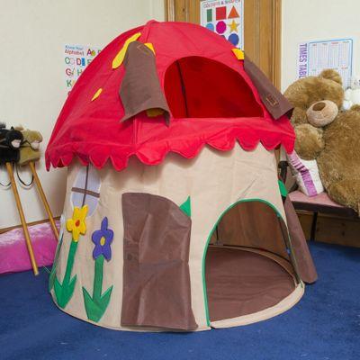 Bazoongi Mushroom Play Tent by JumpKing