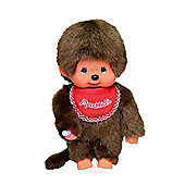 Monchhichi Classic Boy (red) By Sekiguchi