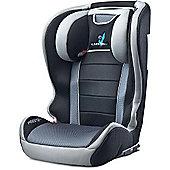 Caretero Presto Fix ISOFIX Car Seat (Grey)