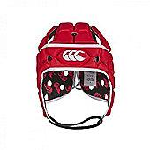 Canterbury Ventilator Headguard - True Red - Red