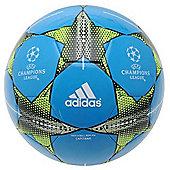 adidas UEFA Champions League Finale 15 Capitano (Blue) Size 5 Football