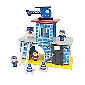 Leomark Wooden Police Station