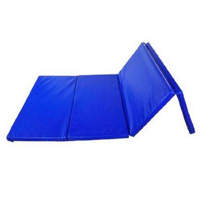 Homcom Gym Yoga Mat Exercise Fitness-Blue